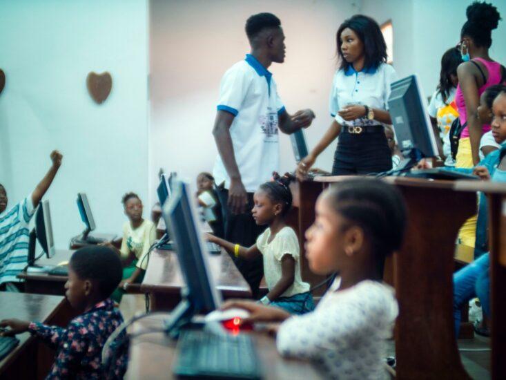l'IPD AC initie des jeunes à l'intelligence économique, la robotique et la programmation